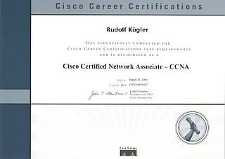 Cisco Career Certification